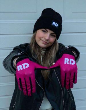 women woman gloves dameshandschoenen bmx mtb mountainbike