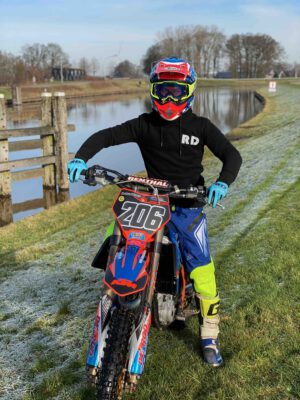 Motocross gloves motocross handschoenen