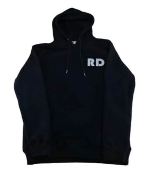 adult hoodie RD This is how we roll