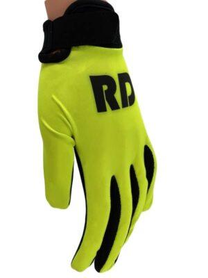 mtb handschoenen fluor geel