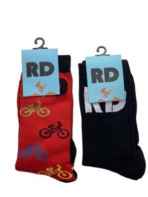 happy socks bike fiets stijl RD Sportswear