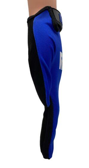 blauwe mtb handschoenen RD Sportswear