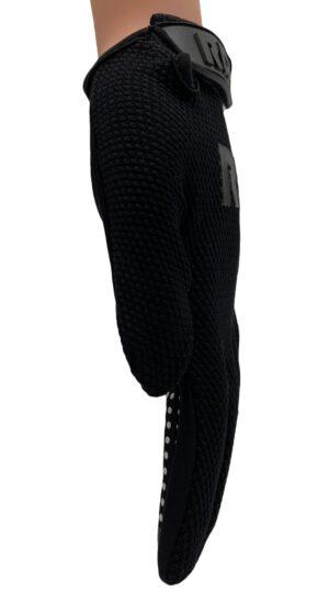 kwaliteit zwarte fietshandschoenen