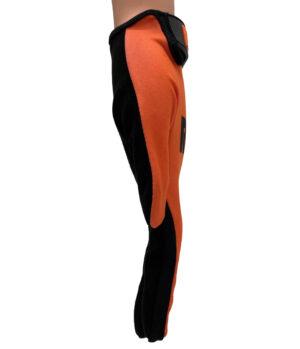 orange bmx mtb gloves pumptrack