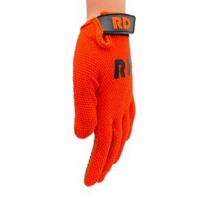 oranje premium line racing handschoenen