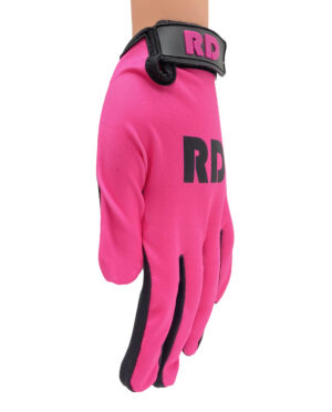 roze bmx mtb pumptrack handschoenen