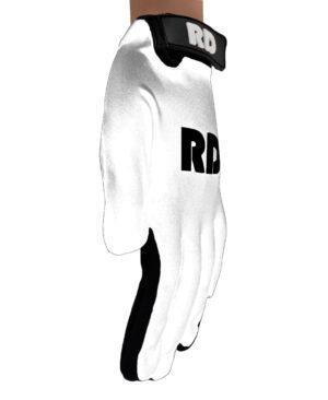 witte bmx handschoenen basic line RD